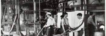 First to Automatically Produce Light Bulbs
